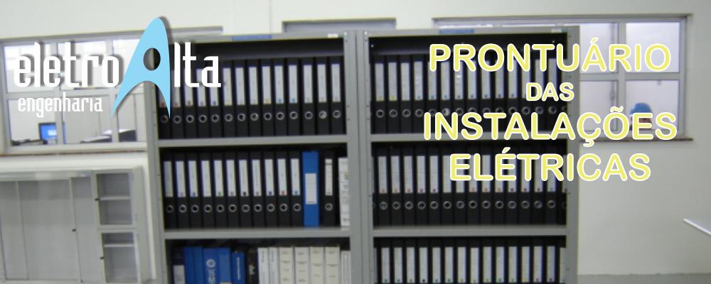 PIE – Organização de Prontuário das Instalações Elétricas