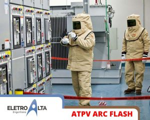 Calculo energia incidente ATPV nr10