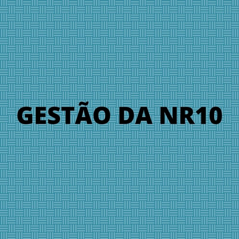 Gestão da NR10