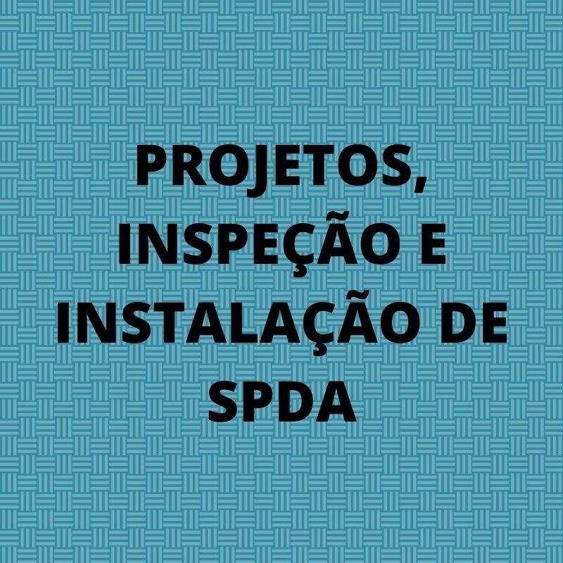 Projetos Inspeção e Instalação de SPDA
