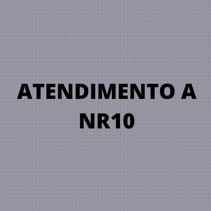 Atendimento a NR10